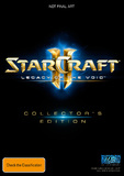 StarCraft II: Legacy of the Void Collector's Edition for PC Games
