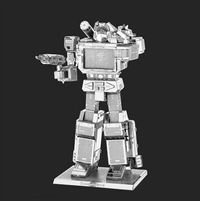 Transformers - Soundwave Metal Earth Model Kit