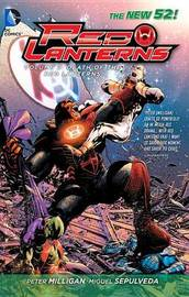 Red Lanterns Vol. 2 by Peter Milligan