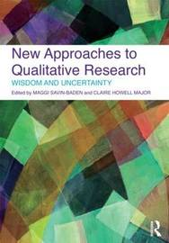 New Approaches to Qualitative Research image