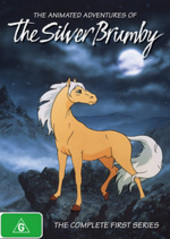 Animated Adventures Of The Silver Brumby, The - Complete Series 1 (2 Disc Set) on DVD