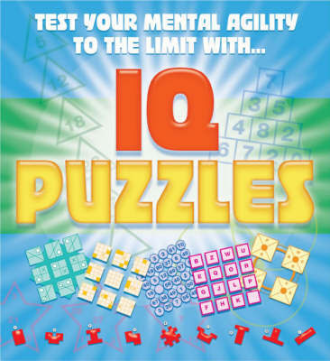 IQ Puzzles by Puzzle Press