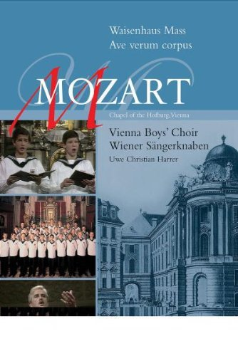 Mozart Choral Works - Vienna Choir Boys on DVD image