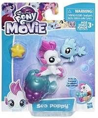 My Little Pony: The Movie - Seapony Friends (Sea Poppy)