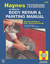 Bodywork Repair Manual (Also 1479 by Don Pfiel image