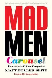 Mad Men Carousel (Paperback Edition) by Matt Zoller Seitz image