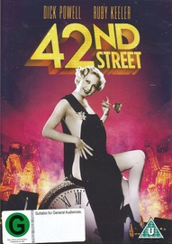42nd Street on DVD