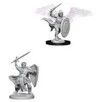 D&D Nolzur's Marvelous: Unpainted Miniatures - Aasimar Male Paladin