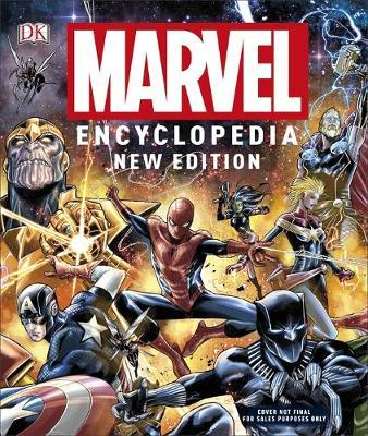 Marvel Encyclopedia: New Edition by DK image