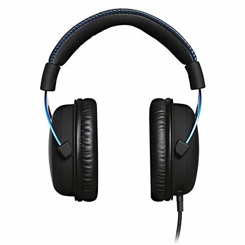 HyperX Cloud PS4 Blue Gaming Headset for PS4 image