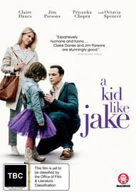 A Kid Like Jake on DVD