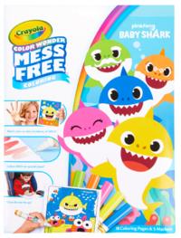 Crayola: Color Wonder Pack - Baby Shark