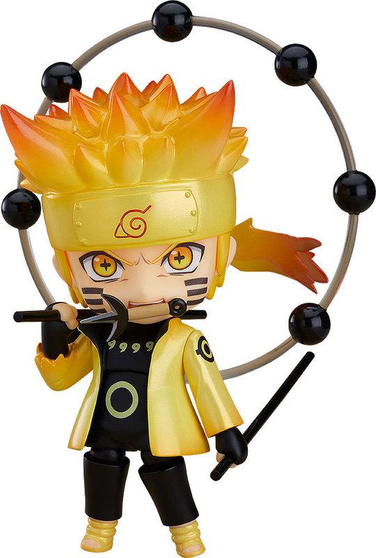 Naruto Uzumaki (Sage of the Six Paths Ver.) - Nendoroid Figure