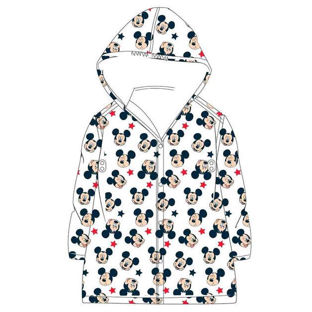 Disney: Mickey Mouse - Kids Raincoat (Size: 7/8)