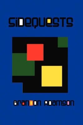 Sidequests by Brandon Adamson image