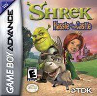 Shrek Hassle At The Castle for Game Boy Advance