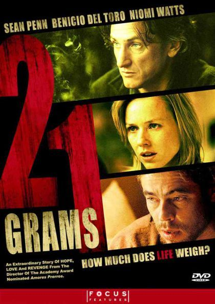 21 Grams on DVD image