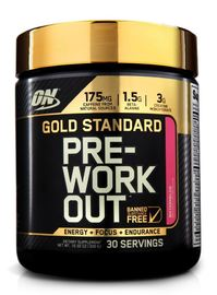 Optimum Nutrition Gold Standard Pre-Workout - Watermelon (300g)