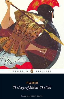 The Anger of Achilles: The Iliad by Homer image