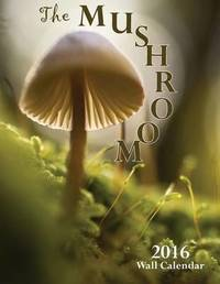The Mushroom 2016 Wall Calendar by Aberdeen Stationers image