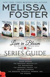 Love in Bloom Series Guide by Melissa Foster