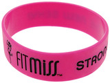 FitMiss Wrist Band - Pink