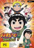 Naruto Spin-off: Rock Lee And His Ninja Pals - Part 1 (Eps 1-26) DVD