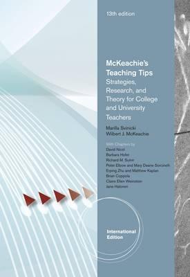 McKeachie's Teaching Tips by W. J. McKeachie image