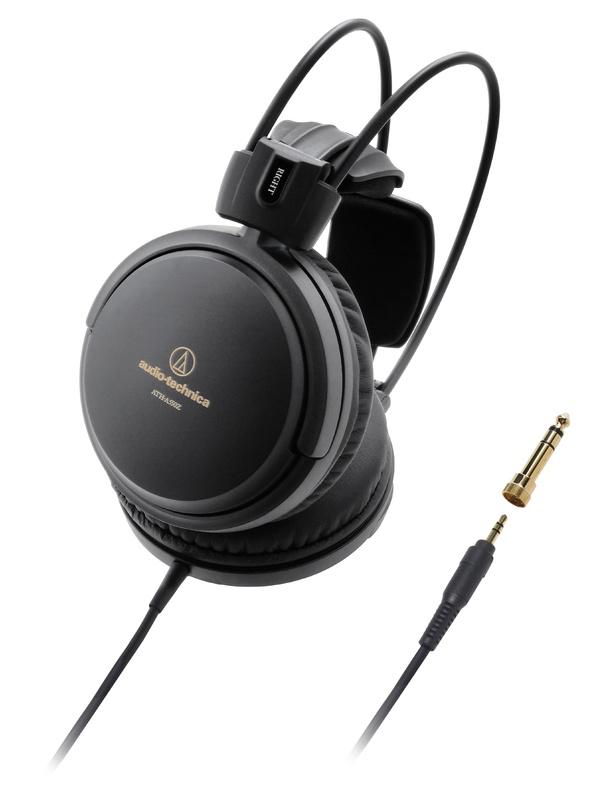 Audio-Technica: ATH-A550Z Art Monitor - Closed-Back Dynamic Headphones