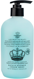 Empire Royal Collection Body Wash - Coconut & Blueberry (500ml)