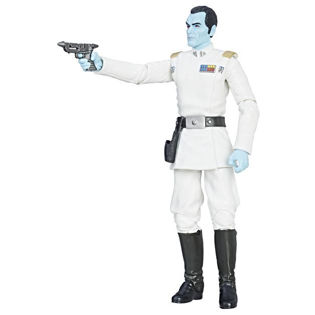 Star Wars: The Black Series - Grand Admiral Thrawn