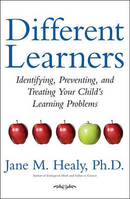 Different Learners: Identifying, Preventing, and Treating Your Child's Learning Problems by Jane M Healy, Ph.D. image