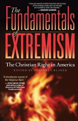 The Fundamentals of Extremism: The Christian Right in America by Kimberly Blaker image