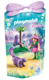 Playmobil: Fairies - Fairy Girl with Animal Friends (9140) image