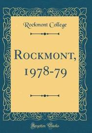 Rockmont, 1978-79 (Classic Reprint) by Rockmont College image