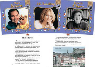 Children's Authors by Cari Meister image