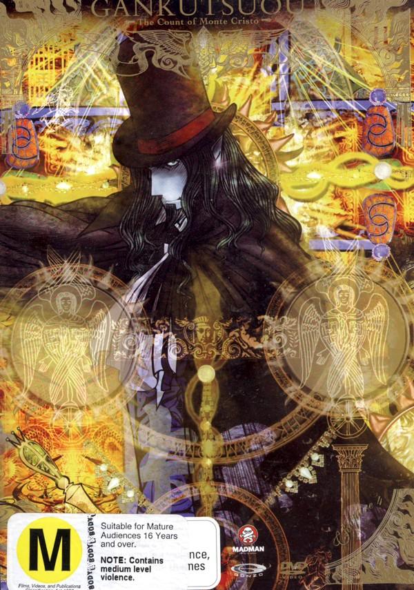 Gankutsuou - The Count Of Monte Cristo: Chapitre 4 on DVD image