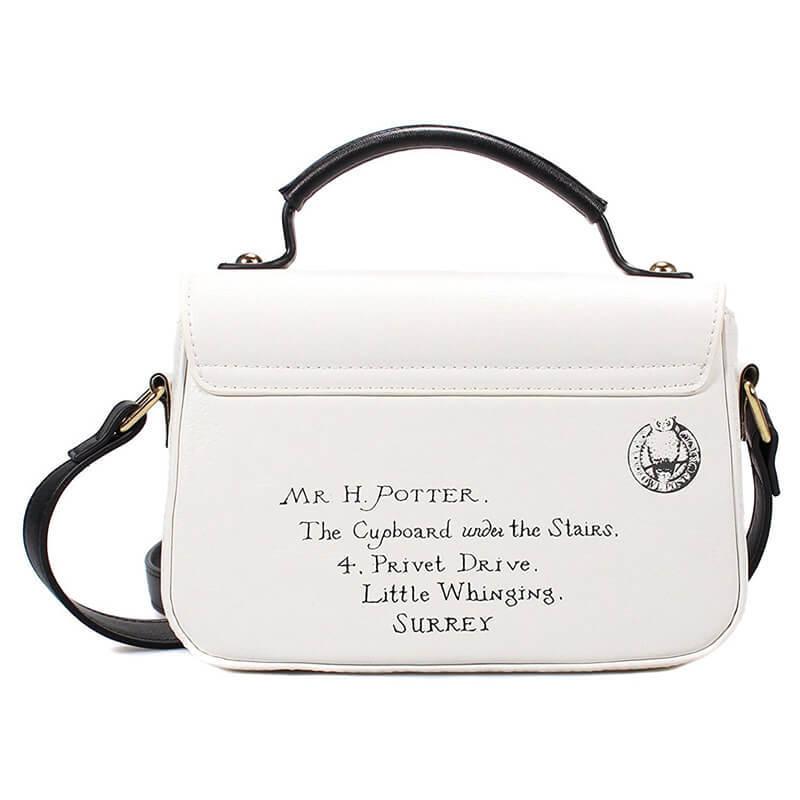 Harry Potter Letters Satchel Bag image