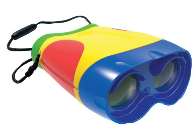 Edu-Toys: My First - 3x 35mm Binoculars