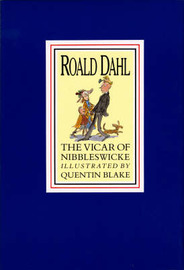 The Vicar of Nibbleswicke by Roald Dahl image