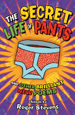 The Secret Life of Pants by Roger Stevens image