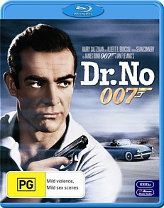 Dr. No (2012 Version) on Blu-ray image