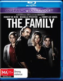 The Family (Blu-ray/UV) on Blu-ray