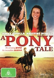A Pony Tale on DVD