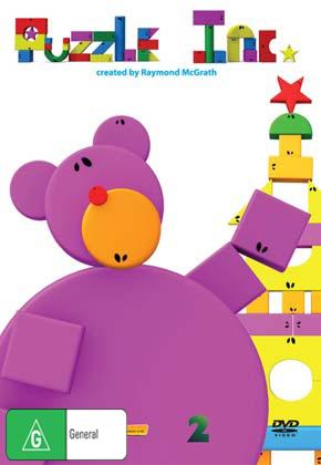 Puzzle Inc. - Volume 1 on DVD