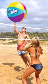Wahu: Jumbo Beach Ball - 60cm