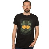 Halo Master Chief HUD T-Shirt (X-Large)