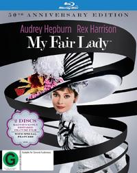 My Fair Lady on Blu-ray