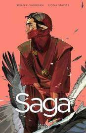 Saga, Vol. 2 by Brian K Vaughan