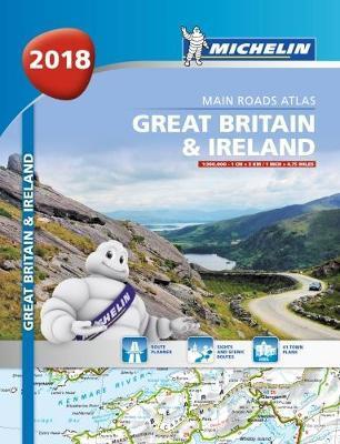 Great Britain & Ireland Atlas 2018 image